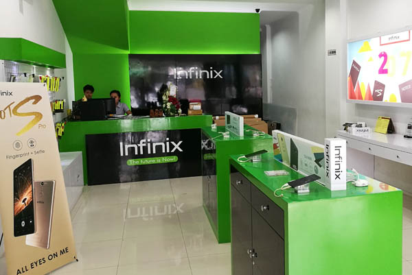 Infinix House Lantai 1