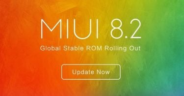 MIUI 8.2 Global Stable ROM Featured
