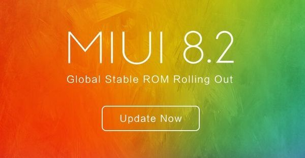 MIUI 8.2 Global Stable ROM Header