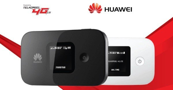 Modem 4G WiFi Telkomsel Flash MiFi Huawei