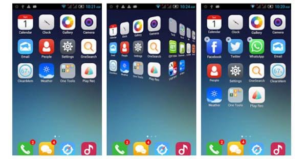 Cara Mengubah Tampilan Android Menjadi iPhone Launcher
