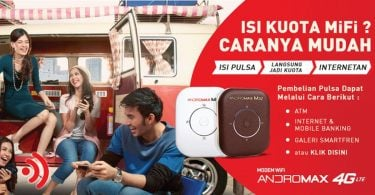 Paket Internet Smartfren MiFi Andromax Featured
