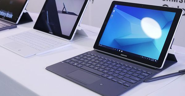 Samsung Galaxy Book 10 12 inci Header