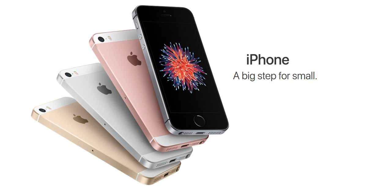iPhone SE Featured