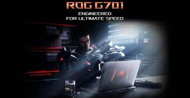 ASUS ROG G701VI Featured