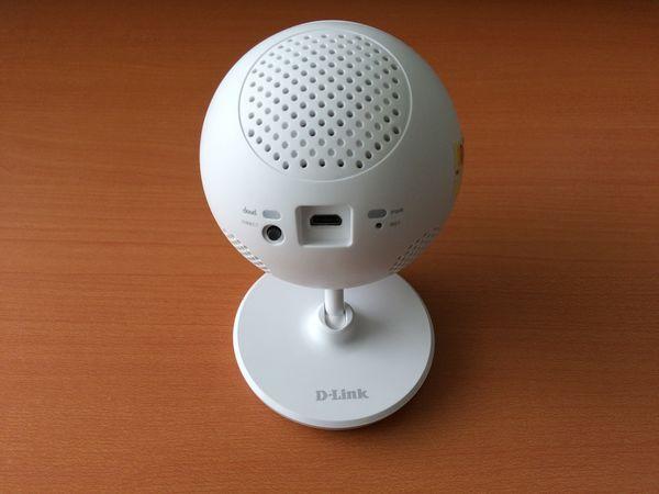 D-Link DCS-700L Belakang