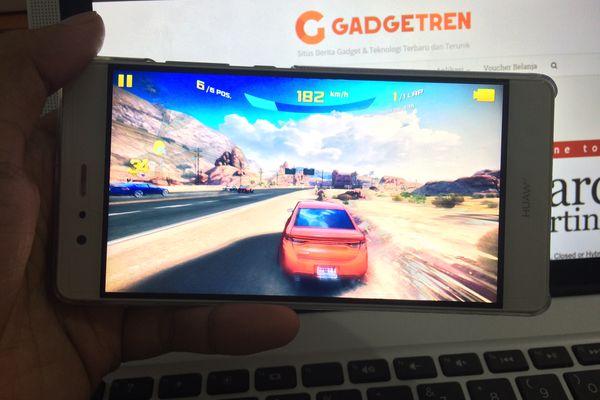 Huawei P9 Game Asphalt 8