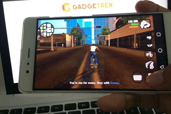 Huawei P9 Game GTASA