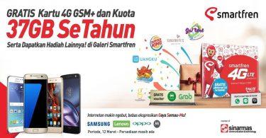 Smartfren 4G GSM Plus Featured