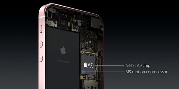 Perbedaan iPhone SE dan 5s Prosesor