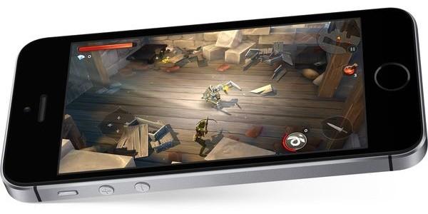 Perbedaan iPhone SE dan 5s Gaming