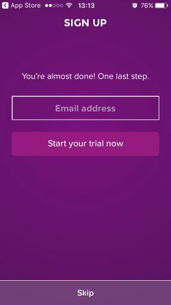 HOOQ Aplikasi Email