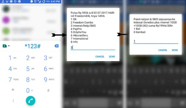 Harga Paket Indosat Only For You Cara Aktivasinya Gadgetren