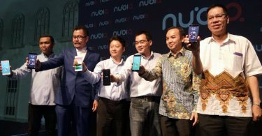 Nubia M2 Feature