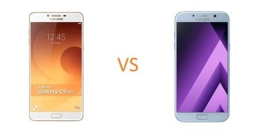 Samsung C9 Pro vs Galaxy A7 2017 Featured