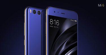 Xiaomi Mi 6 Plus Leak Feature
