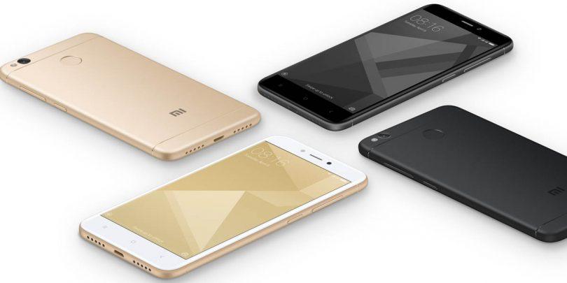 Xiaomi Redmi 4x vs 3s Feature