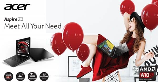 harga Acer Aspire Z3-451 header