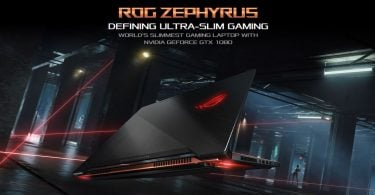 ASUS ROG Zephyrus GX501VI Featured
