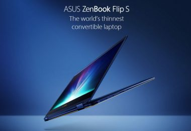 ASUS ZenBook Flip S UX370UA Featured
