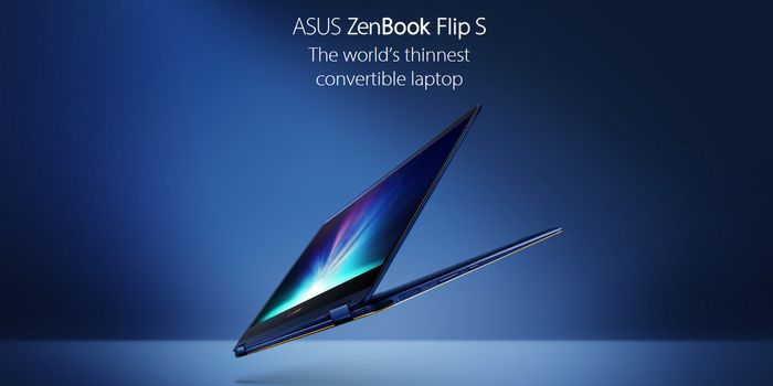 ASUS ZenBook Flip S UX370UA Header
