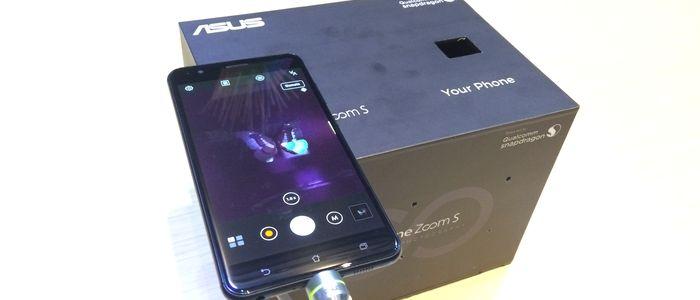 ASUS Zenfone Zoom S Lowlight