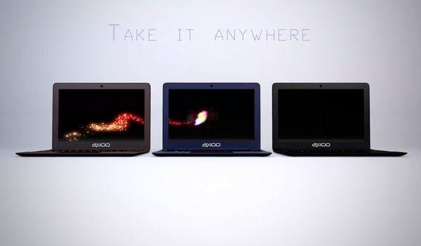 Axioo MyBook 11 Header