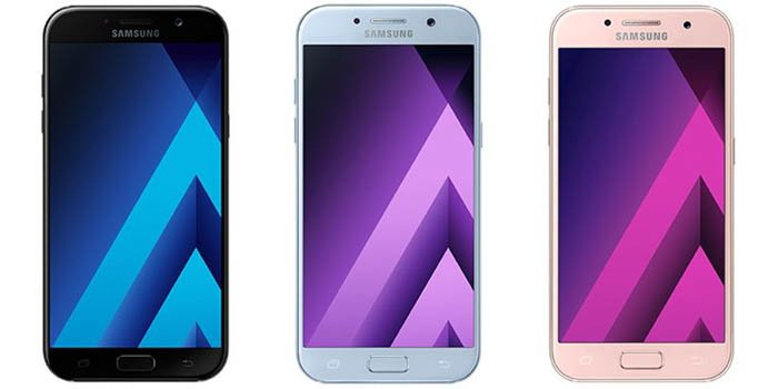 Samsung Galaxy A5 2017 vs Galaxy A7 2017 Header