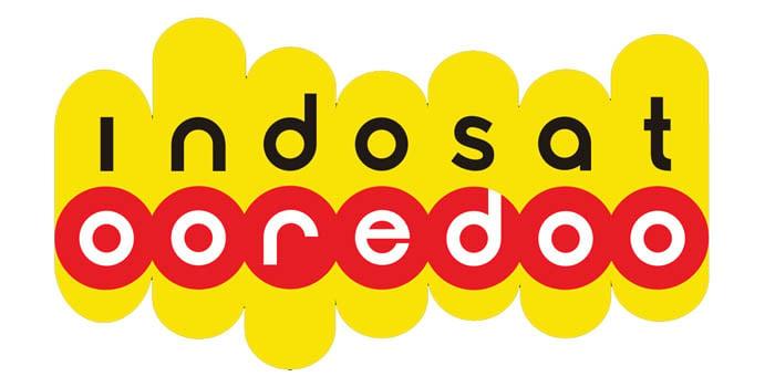 Indosat Logo Header
