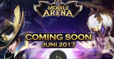 Mobile Arena Garena Indonesia Feature