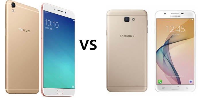 OPPO A37 vs Samsung Galaxy J5 Prime header