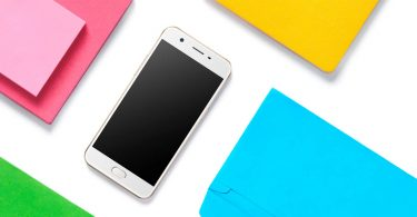 OPPO A57 Feature ok