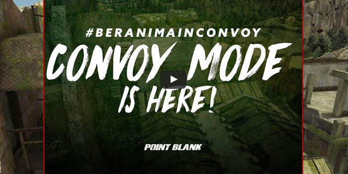 Event PB Garena Convoy Mode Header