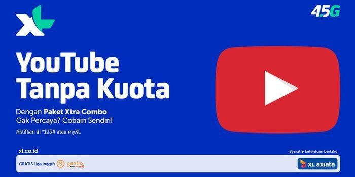 paket xl youtube tanpa kuota header