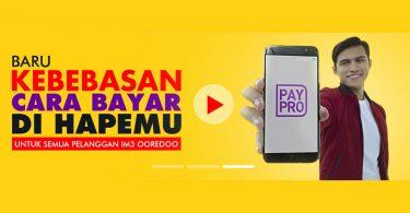 PayPro Indosat Ooredoo