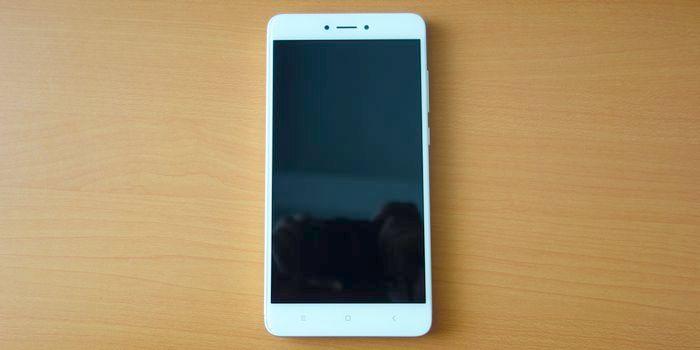 Redmi Note 4 Depan