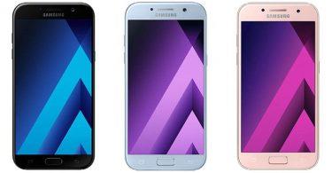 Samsung Galaxy A 2017 Feature