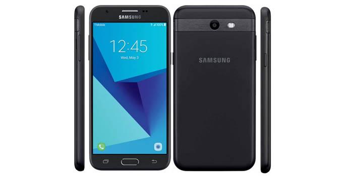 Samsung Galaxy J3 Prime Header