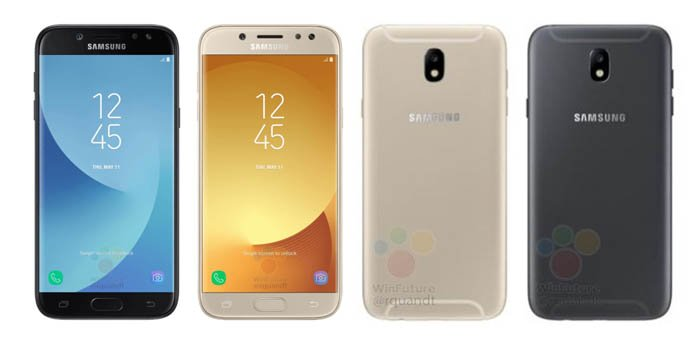 Samsung Galaxy J5 (2017) Header Leak