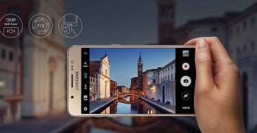 Samsung Galaxy J5 Feature