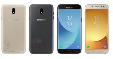 Samsung Galaxy J7 (2017) Leak Feature