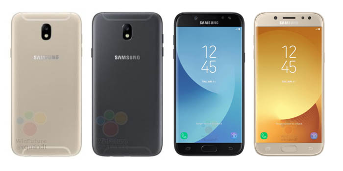 Samsung Galaxy J7 (2017) Leak Header
