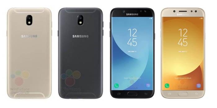 Samsung Galaxy J7 (2017) Leak Header