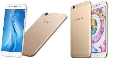 Vivo V5s vs OPPO F1s Feature