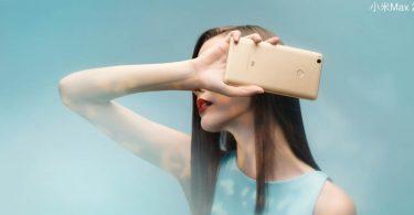 Xiaomi Mi Max 2 Feature