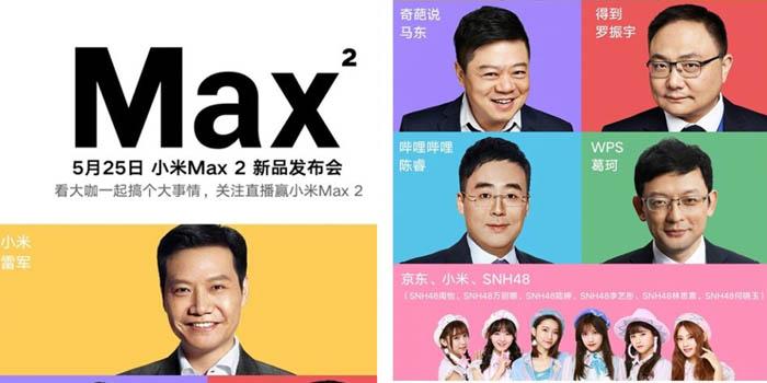 Xiaomi Mi Max 2 Header Tanggal