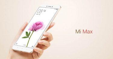 Xiaomi Mi Max 2 Leak Feature