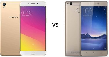 Xiaomi Redmi 3 Pro vs OPPO A37 Feature