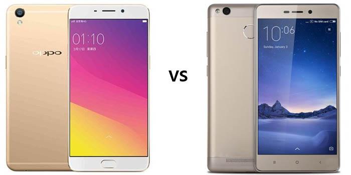 Xiaomi Redmi 3 Pro vs OPPO A37 Header