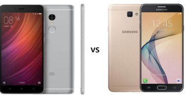 Xiaomi Redmi Note 4 vs Galaxy J7 Prime Feature